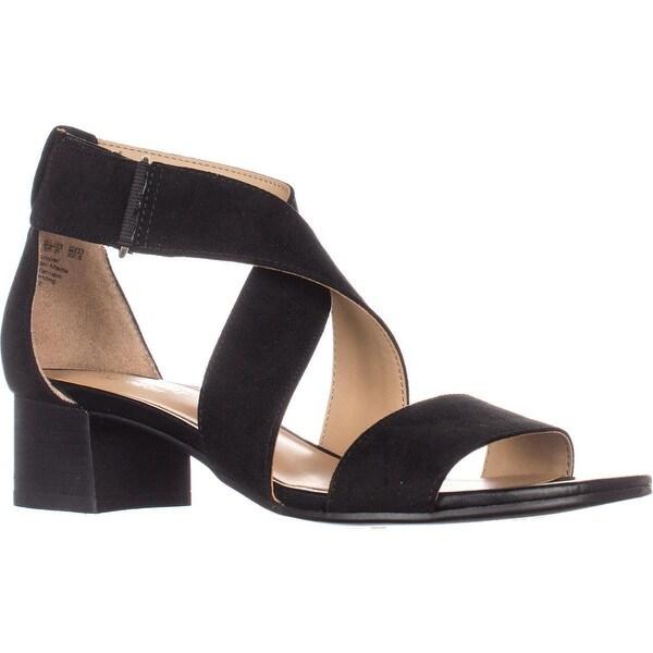 naturalizer Adele Ankle Strap Sandals, Black