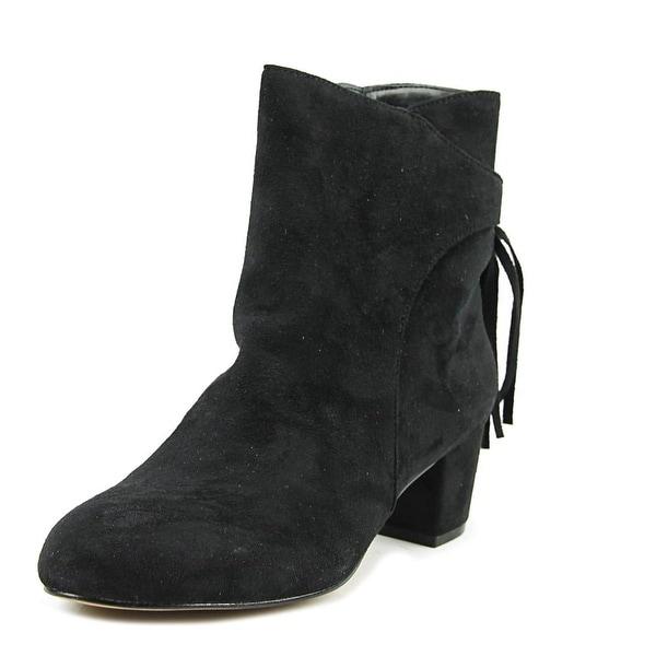 Chelsea & Zoe Mackenzie Women Black Boots