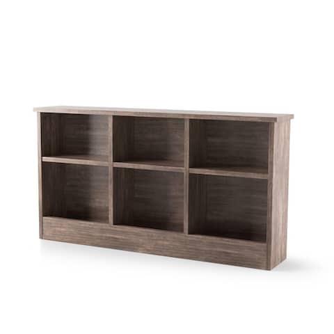 Carbon Loft Jorchid Contemporary Bookcase Headboard