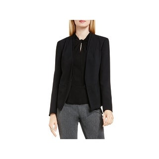 Vince Camuto Womens Blazer Crepe Collarless (More options available)