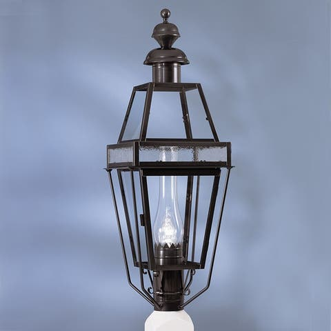Norwell Lighting 2280 1 Light Outdoor Post Lantern from the Beacon Collection