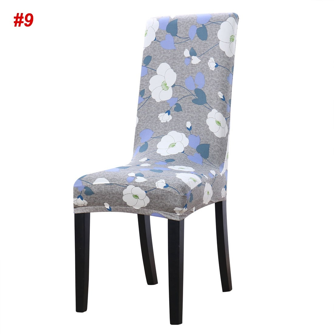 Swell Stretch Spandex Short Seat Slipcover Dining Chair Cover Uwap Interior Chair Design Uwaporg