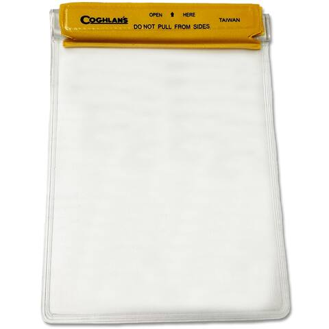 "Coghlan's 5"" x 7"" (12.5 x 18 cm) Water-Resistant Pouch"