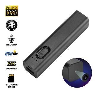 AGPtek 1080P HD WIFI Spy Hidden Camera,Multifunctional 2000mAh Mobile Power Bank Hidden Security Nanny Cam|https://ak1.ostkcdn.com/images/products/is/images/direct/569fa4a2321afed7acfe86a7591e5c9ce0b513af/AGPtek-1080P-HD-WIFI-Spy-Hidden-Camera%2CMultifunctional-2000mAh-Mobile-Power-Bank-Hidden-Security-Nanny-Cam.jpg?_ostk_perf_=percv&impolicy=medium