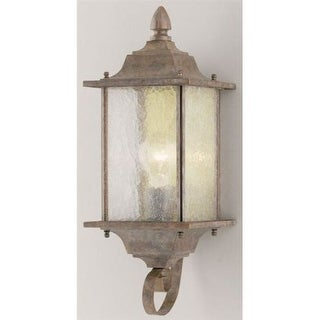 Westinghouse 67904 1 Light Outdoor Wall Sconce from the Olde Town Collection