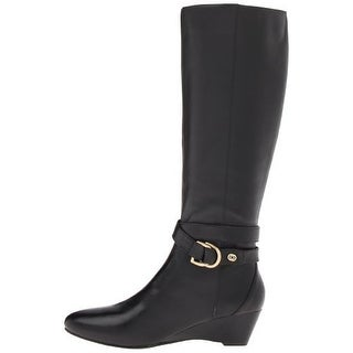 Bandolino Women's Aroundme Riding Boot