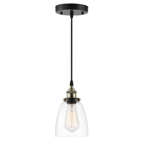 Light Society Camberly Edison-style One-light Pendant Lamp