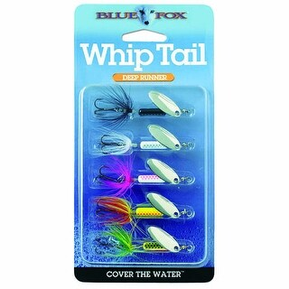 Blue fox bfwt1k5 blue fox bfwt1k5 whiptail kit 1 assorted