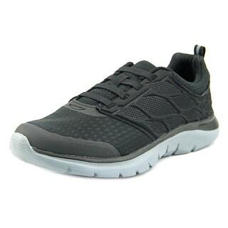 Easy Spirit Megabite Women  Round Toe Canvas Black Walking Shoe