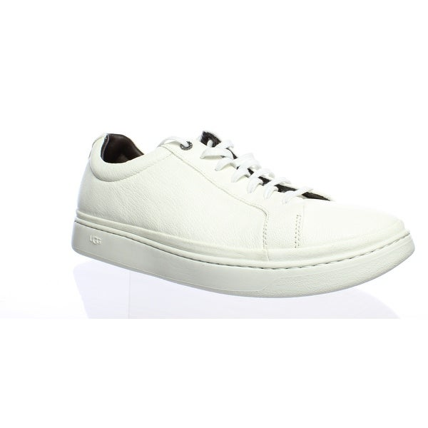 3a6f32ab3e4 Shop UGG Mens Cali White Fashion Sneaker Size 10.5 - Free Shipping ...