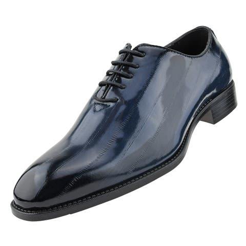 974cae36904 Buy Grey Men's Oxfords Online at Overstock | Our Best Men's Shoes Deals