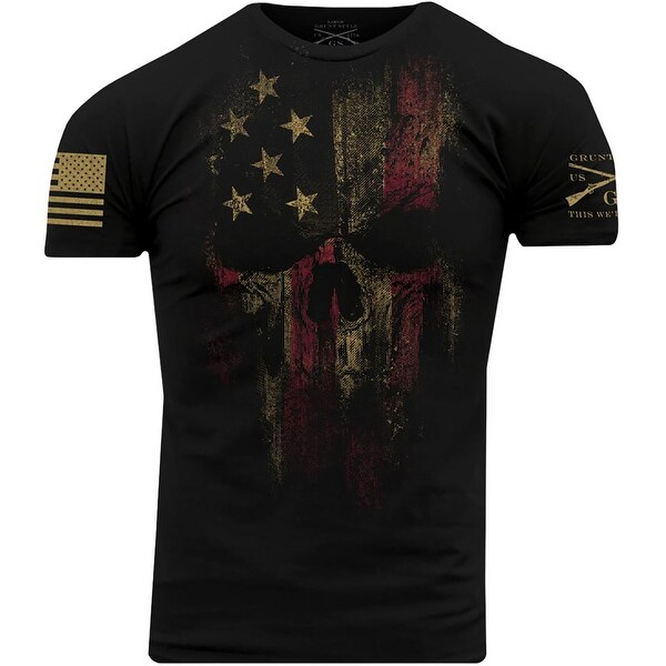 99bf1168f038 Shop Grunt Style American Reaper 2.0 T-Shirt - Black - Free Shipping On Orders  Over $45 - Overstock - 20584632