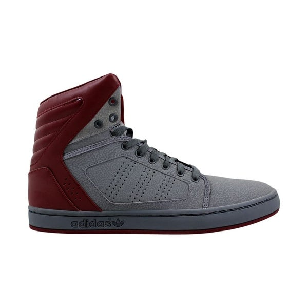 san francisco 284fa 66560 ... Men s Athletic Shoes. Adidas Men  x27 s Adi High EXT Grey Red G56626 ...