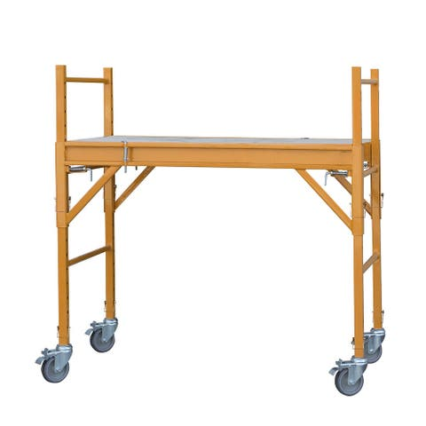 Offex 4-Foot Mini Multipurpose Scaffolding