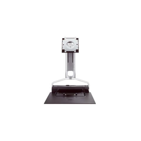 Dell 464-7185 Dell 330-0874 Flat Panel Monitor Stand for Latitude E-Family Laptops - Up to 24 Monitor - Black