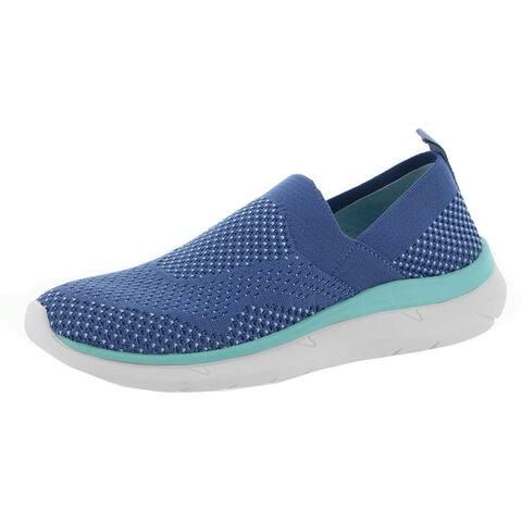 Easy Spirit Womens Savanah 2 Walking Shoes Knit Casual