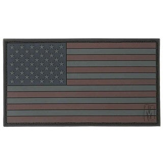 Maxpedition Large USA Flag Patch - MXUSA2X