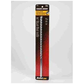"""Black & Decker 16744 Masonry Drill Bit 3/8""""X12"""""""