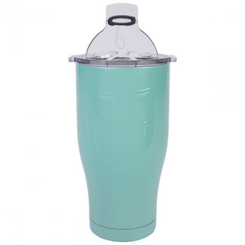 ORCA ORCCHA27SF/CL Chaser Tumbler with Clear Lid, Seafoam, 27 Oz