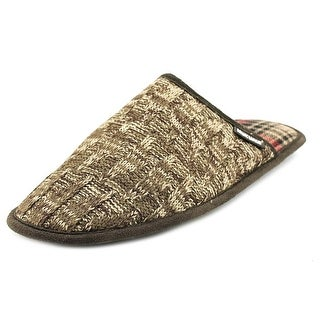 Muk Luks Gavin Men Round Toe Synthetic Slipper