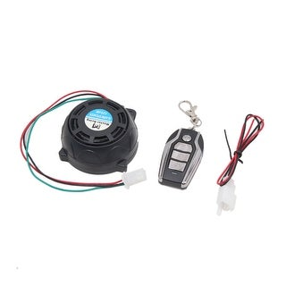 9-16V 315MHz Motorcycle Remote Control Anti-theft Alarm Security Safety System