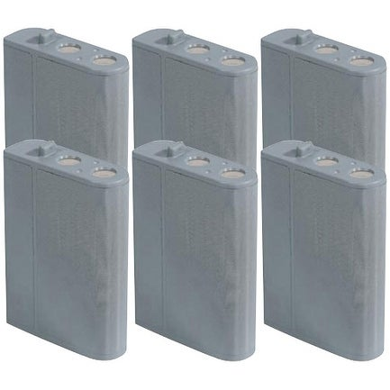 Replacement Battery For AT&T EP5632-2 / EP590-2 Phone Models (6 Pack)