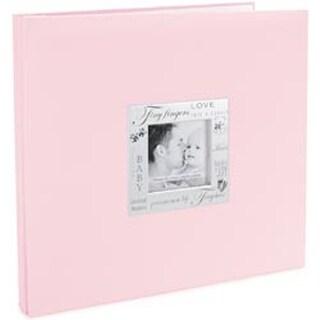 "Baby - Pink - Expressions Post Bound Album 12""X12"""