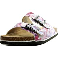 JBU by Jambu Ellen Too Women  Open Toe Synthetic Multi Color Slides Sandal