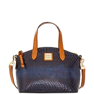 Dooney & Bourke Snake Ruby Bag (Introduced by Dooney & Bourke at $178 in Jul 2016) - Blue