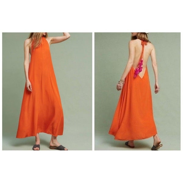 807f6c74982 Shop Anthropologie Nikita Halter Cover-Up Dress - S - Free Shipping ...