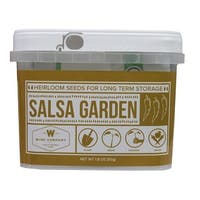 Wise foods 01-615mv wise foods 01-615mv salsa heirloom seed bucket