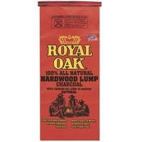 Royal Oak 195-228-123 Natural Hardwood Lump Charcoal, 8.8 Lbs