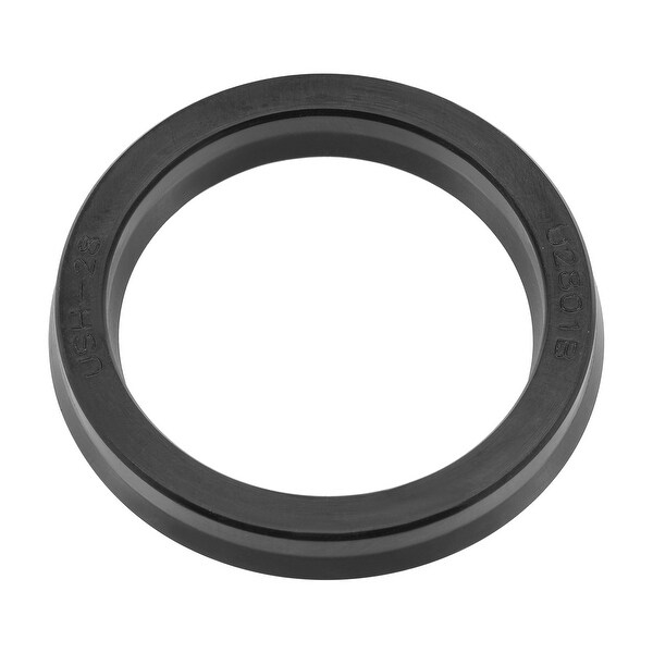 Hydraulic Seal, Piston Shaft USH Oil Sealing O-Ring, 28mm x 35mm x 5mm