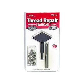 HeliCoil 1/4X20 Thread Repair Kit