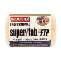 """Wooster RR925-4 Super Fab FTP Roller Cover, 4"""" x 3/4"""""""