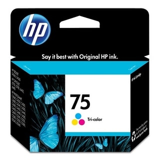 Hewlett Packard CB338WN-140 75XL Tri-Color Ink Cartridge