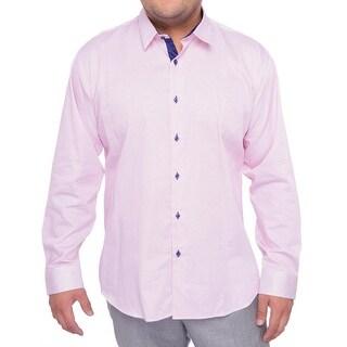 Cafebleu Anto Collared Button Down Men Regular Dress Button