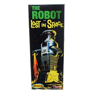 Lost In Space The Robot 1:24 Model Kit - multi