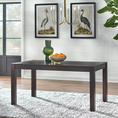 """Simple Living Axis Dining Table - 30""""h x 60""""l x 36""""d"""