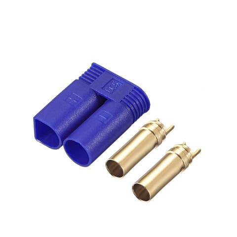 4 Pairs 5MM Bullets Connectors Banana Plugs Female Plug Set with Housing #0131 - 53