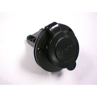 """Promariner Universal AC Plug Holder - Black Pro Mariner Universal AC Plug Holder"""