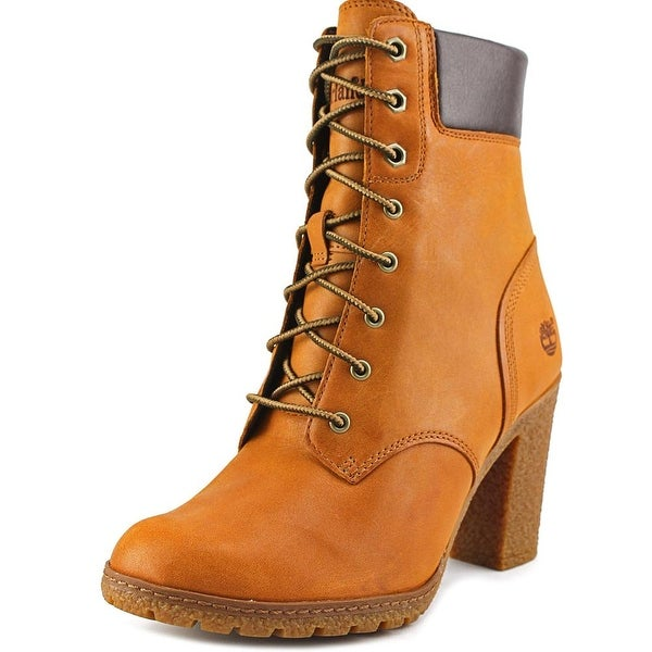 b7df50ef2af5 Shop Timberland Glacy Fleece Round Toe Leather Bootie - Free ...