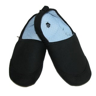 Acorn Women's Pack and Go Travel Slippers - Black