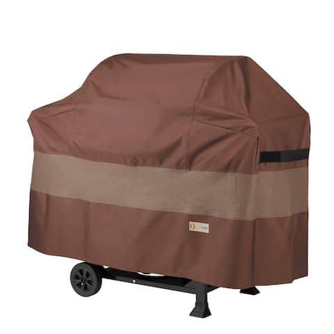 Duck Covers Ultimate BBQ Grill Cover 82in W
