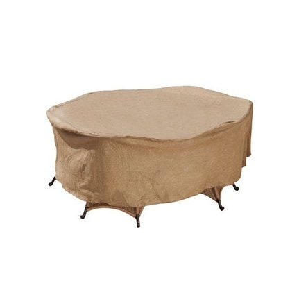 Budge P5a06sf1 N Set Cover Polyethylene Tan