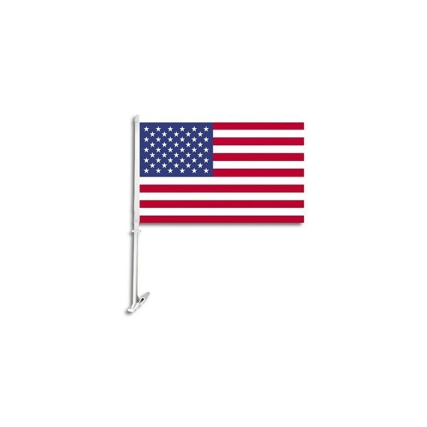 Bsi Products Inc USA Car Flag Car Flag