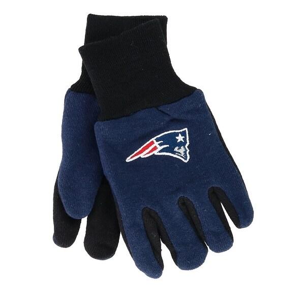 30984585 Shop NFL Kids' 3-6 New England Patriots Winter Gloves - Free ...