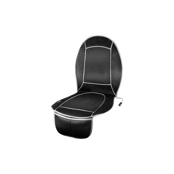 Healthmate in9882 12-volt heat/cool car cushion