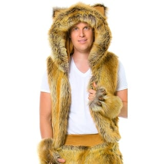 Men's Lion Vest, Lion Vest|https://ak1.ostkcdn.com/images/products/is/images/direct/56d91e7fb5bb1a0b9493649e0a22efb322bb0988/Men%27s-Lion-Vest%2C-Lion-Vest.jpg?impolicy=medium