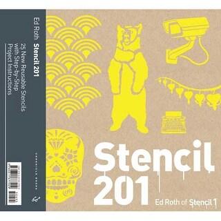 Chronicle Books - Stencil 201 Book